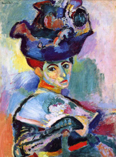 Woman with a Hat 1905